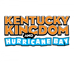 Kentucky Kingdom and Hurricane Bay logo